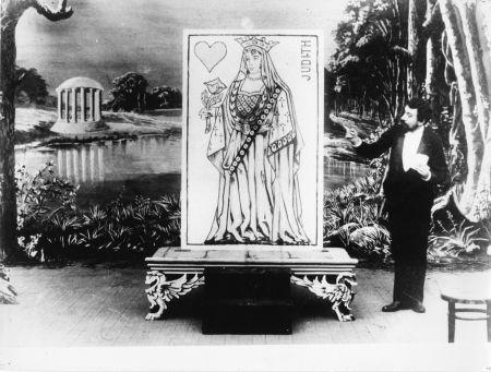 LES CARTES ANIMÉS (1905)