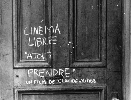Maintenant Cinéma Libre distribue À TOUT PRENDRE (1963) Coll. Cinémathèque québécoise