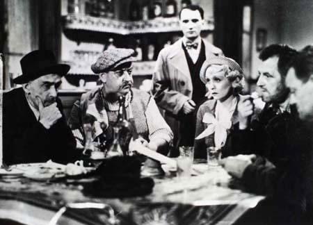 LE CRIME DE MONSIEUR LANGE de Jean Renoir (1935)