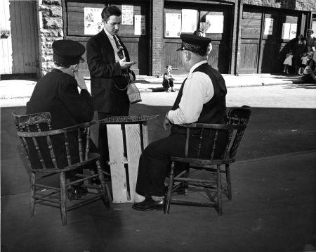 L'HOMME AUX OISEAUX de Bernard Devlin et Jean Palardy (1952)