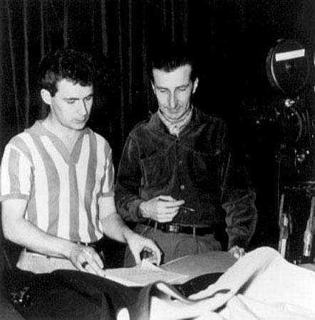 CHANTONS MAINTENANT de Claude Jutra (1956) pour la série Passe-partout
