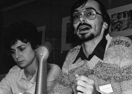 Esther Pelletier, Michel Larouche