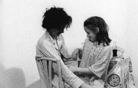 Jacques Marcotte et Louise Gagnon (Robert et Amélie) : BAR SALON Coll. Cinémathèque québécoise
