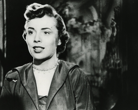 La riche héritière : Mary Lou Hennessy