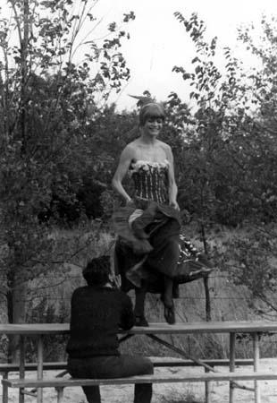 C'EST PAS  LA FAUTE À JACQUES CARTIER (1967)