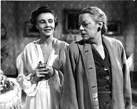 Rosanna Seaborn et Marthe Thiéry