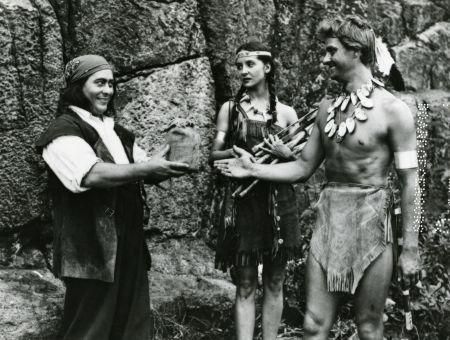 Guy Hoffman, Ginette Letondal et Paul Dupuis