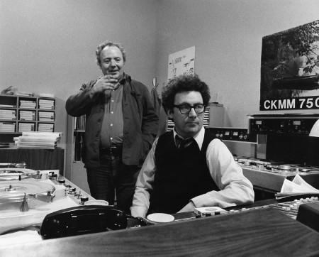 Guy L'Écuyer et Claude Jutra : LA FLEUR AUX DENTS de Thomas Vamos