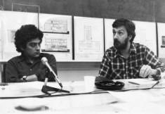Paul Tana, François Dupuis. Coll. Cinémathèque québécoise