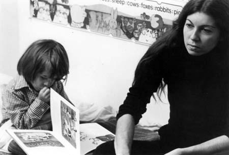 JOURNAL INACHEVÉ de Marilu Mallet (1982) Photographie Christopher Rensing