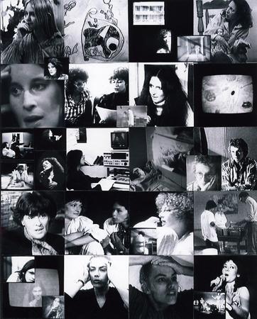 LES MOTS...MAUX DU SILENCE d'Helen DOyle (1982), une production vidéo 3/4 po. Coll. Cinémathèque québécoise