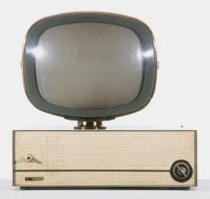 Téléviseur Predicta 3408 Debutante Philco, États-Unis, 1959. © Cinémathèque québécoise/Collection Moses Znaimer