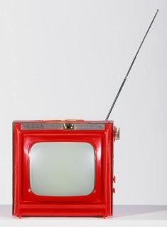 Télévision Deluxe Eleven Admiral, Canada, 1960. © Cinémathèque québécoise/Collection Moses Znaimer