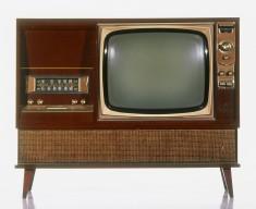 Télévision Model 23-613 Fleetwood, Canada, 1961. © Cinémathèque québécoise/Collection Moses Znaimer