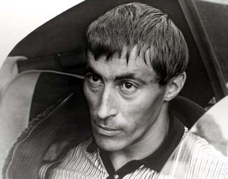 Photo de plateau.[196?] Patrick Straram. Noir et blanc. 1995.0352.PH.22.