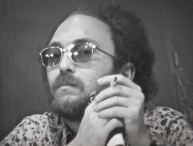 Simon Hartog lors des Rencontres de Montréal, 1974